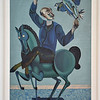 National Museum - Aleksandar Luković - Horseman, 1958-59