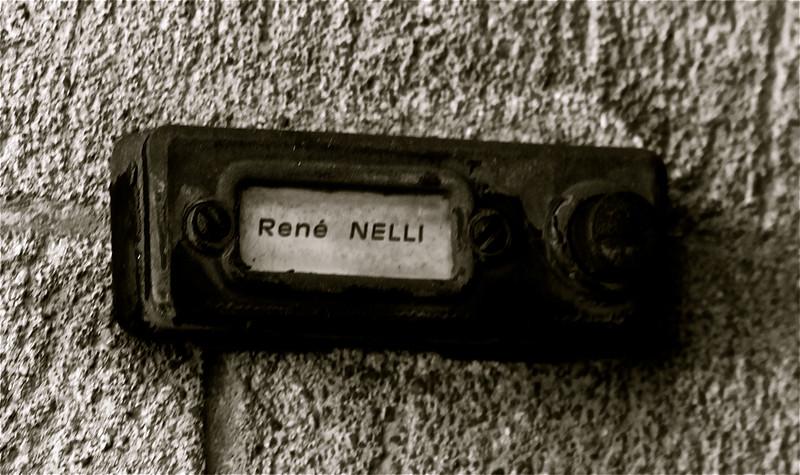 Chez le poète René  Nelli