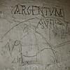Graffitis sur les murs du donjon