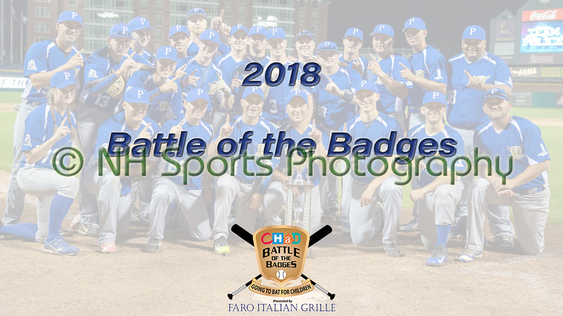 2018 Battle of the Badges