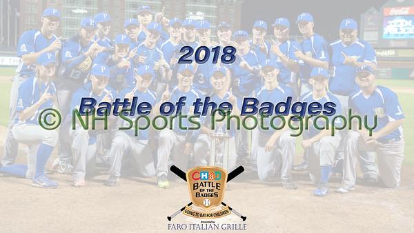 ChaD Baseball Classic - Fire vs. Police