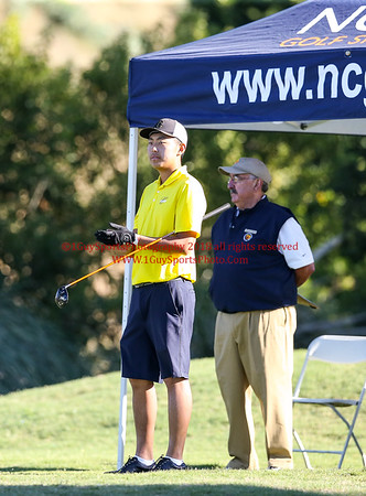 CCCAA Men's Golf Northern California Regional Championships