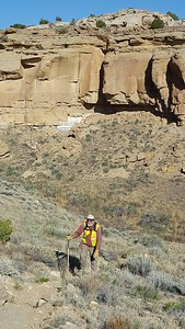 Wilderness Volunteers: 2016 Chaco Culture National Historic Park Service Trip