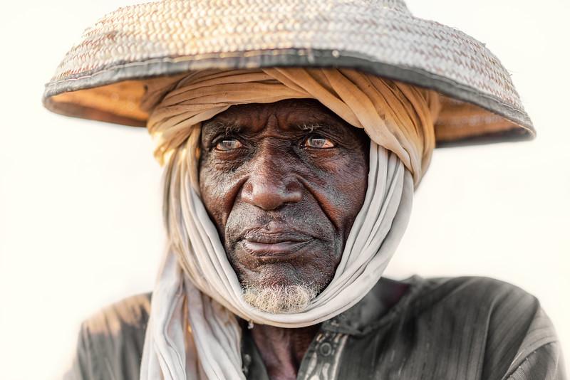 Wodaabe patriarch