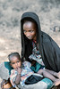 Wodaabe mother and child