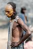 Sudusukai tribes man, Chad