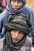 Wodaabe tribesmen, Gerewol