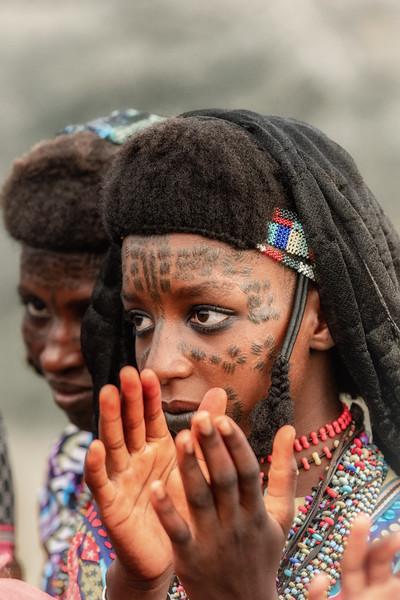 Girls seeking young Men of the Wodaabe