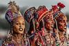 Wodaabe dancers Chad