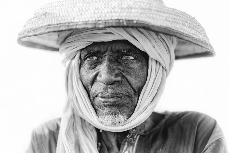 Wodaabe patriarch, Chad