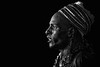 Wodaabe in profile, Chad