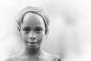 Beautiful little Fulani girl