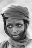 Finely featured Wodaabe boy