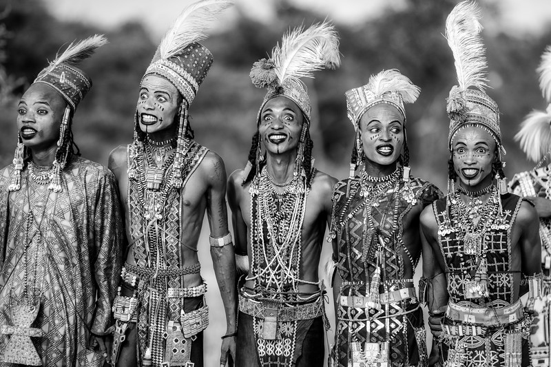 A feast for the eyes of the Wodaabe