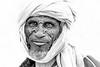 Old Wodaabe tribal elder, Chad