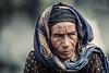 Old Wodaabe tribeswoman