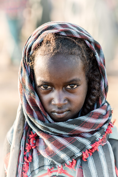 Girl of the Wodaabe
