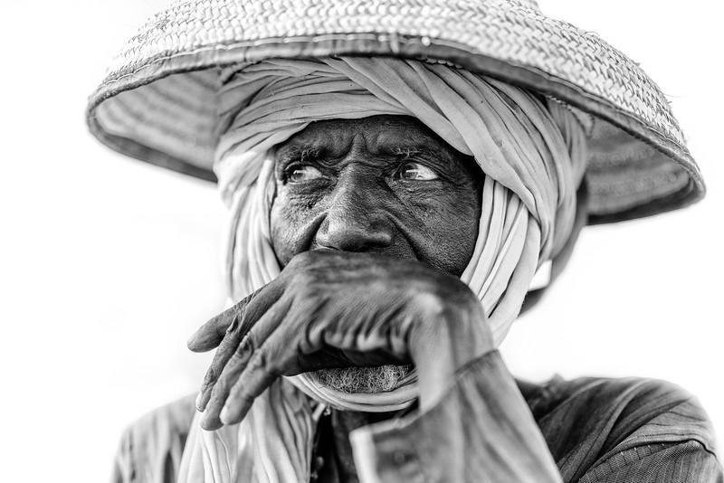 Longevity of a Wodaabe man