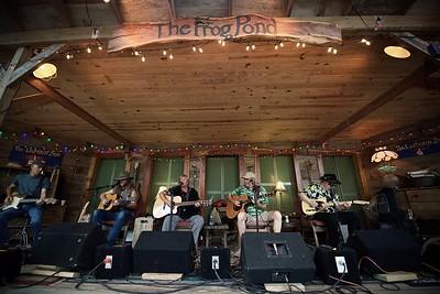 Frog Pond Sunday Social 10.15.17 - Silverhill, AL
