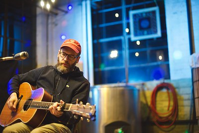 Thomas Jackson 1.6.18 - Slowboat Brewing Co. Laurel,  MS