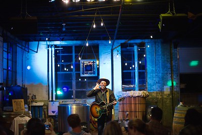 Webb Wilder 11.11.17 - Slowboat Brewing Co - Laurel, MS