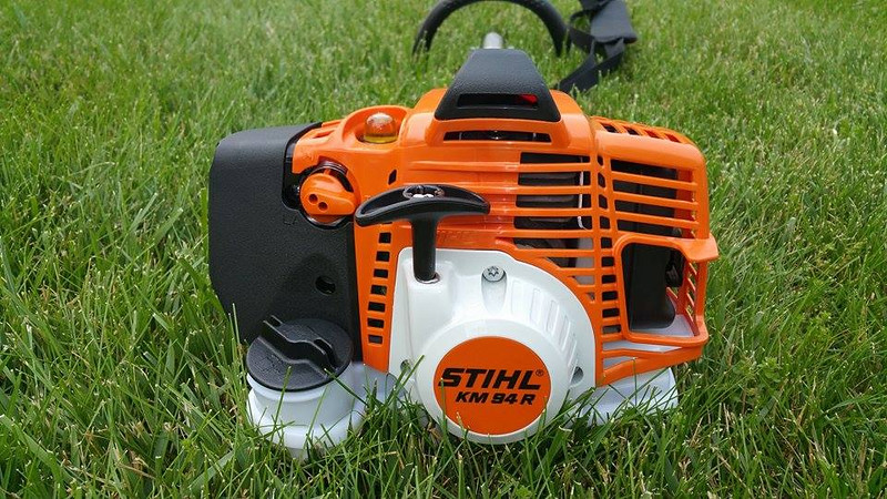 Stihl km94 kombi head arboristsite throttle stop so make a consistent part throttle rpm easy to hold if you want to go full throttle you just pull the throttle harder and it will click keyboard keysfo Image collections