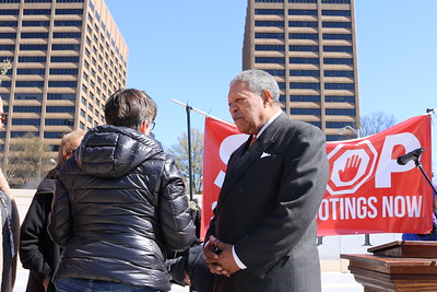 Chairman Pitts at  Anti Gun Violence Rally