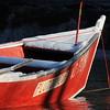 Red boat vallee de Joux