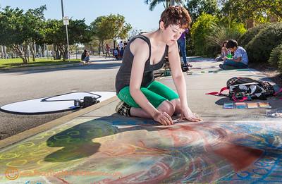 Chalk it UP! CS ART-2076