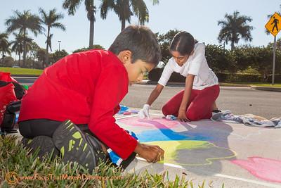 Chalk it UP! CS ART-2048