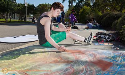 Chalk it UP! CS ART-2083