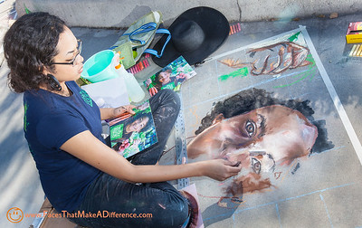 Chalk It Up for Art!!  - Coral Springs Art Museum