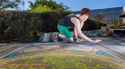 Chalk it UP! CS ART-2070
