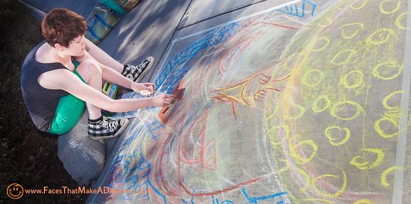 Chalk it UP! CS ART-2066