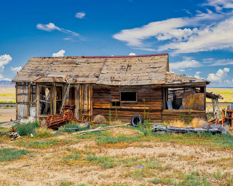 Ghost Town  -   Cisco, Utah