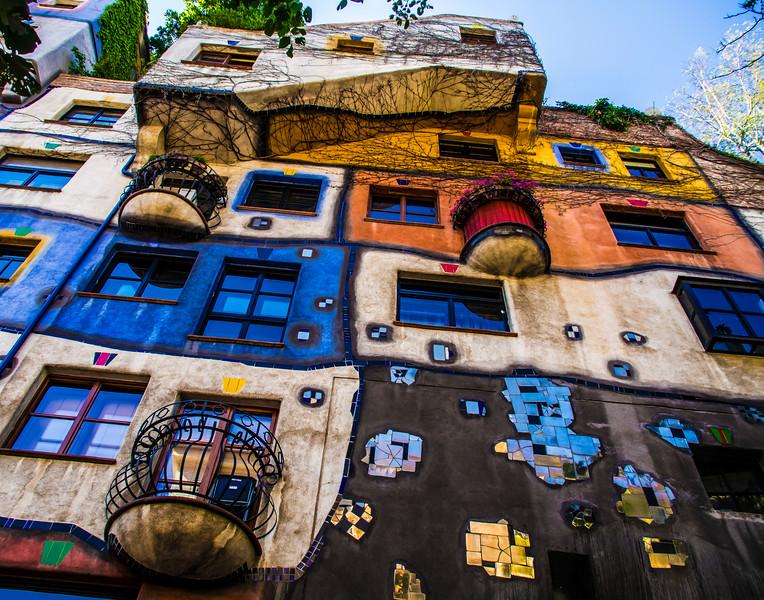 Hundertwasser Village Apartments - Vienna