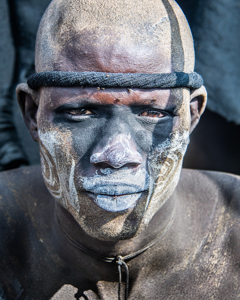 Indigenous Tribal Man