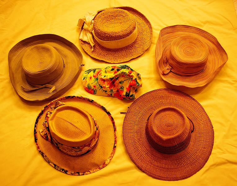 Hats and a Cap