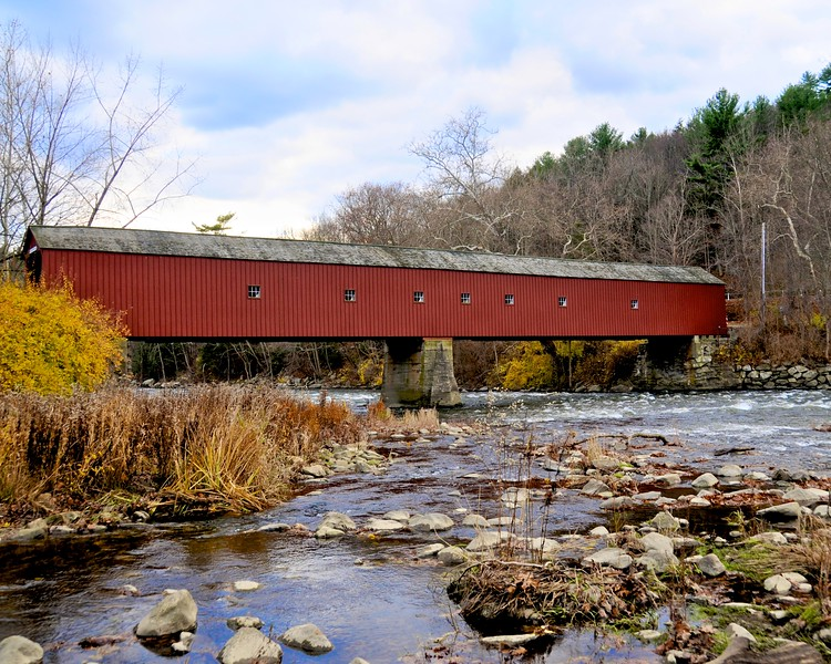Connecticut Covered Bridge