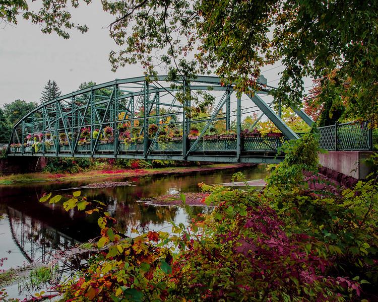 1892 Old Drake Hill Flower Bridge, CT