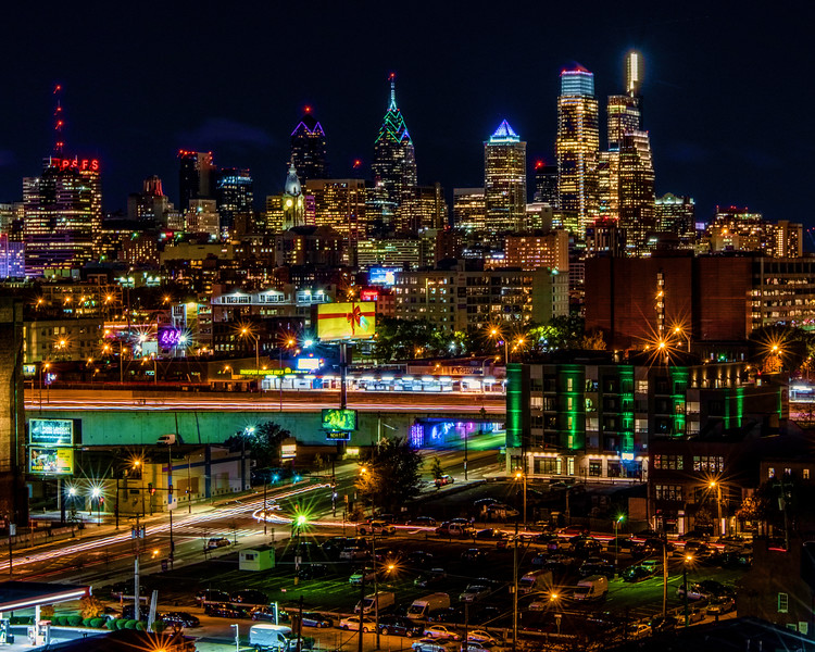 Philly Glow!!