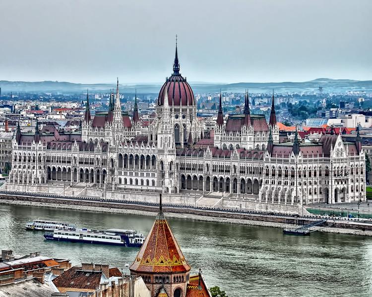 Parliament...Budapeste