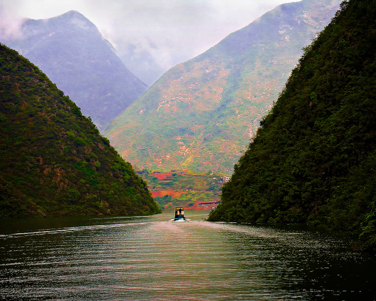 China Gorges