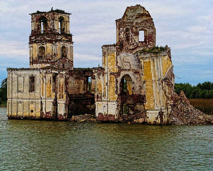 Flooded Church