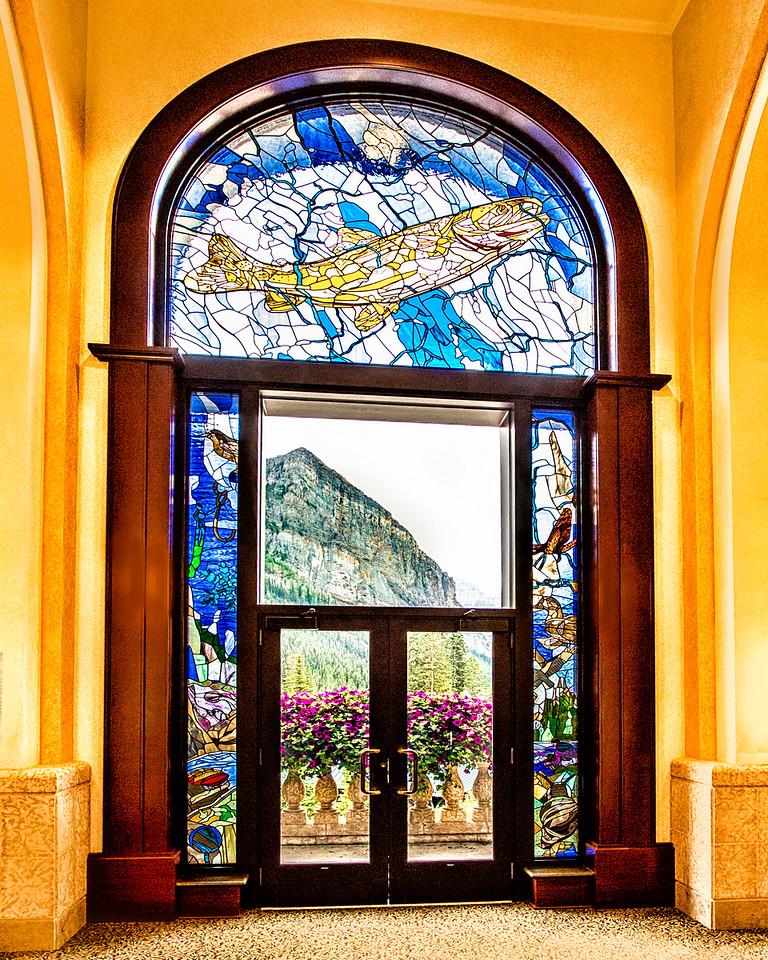 Door to the Rockies
