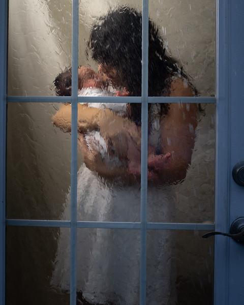 Rainy Picture Window