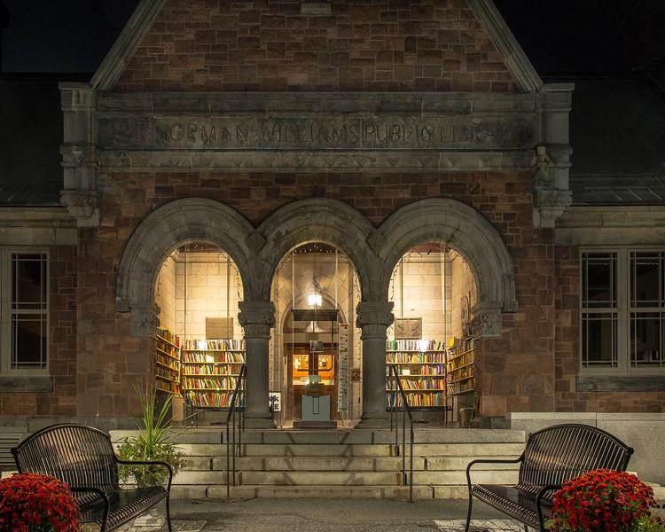 Public Library Woodstock, Vt