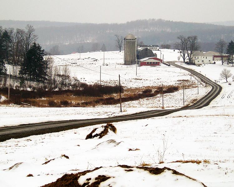 PA Snowscape
