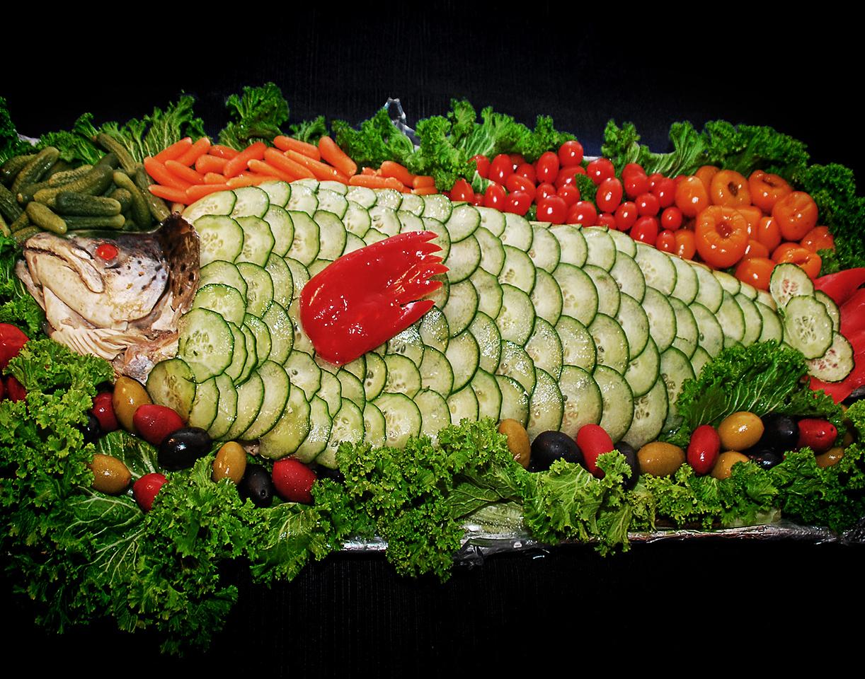 Veggie Fish