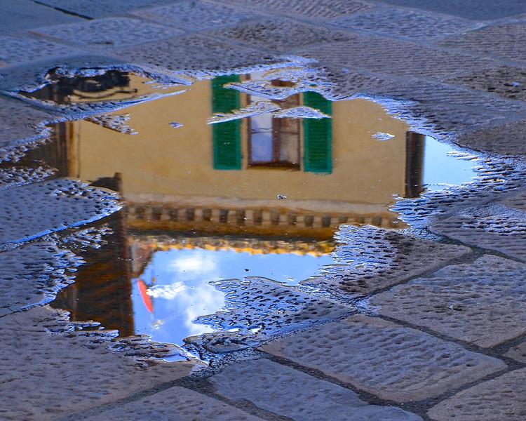 Tuscan Puddle